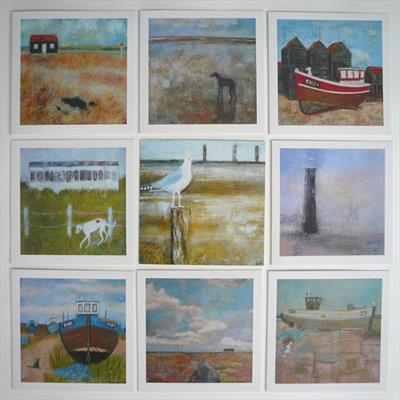 Coast Greeting Cards
