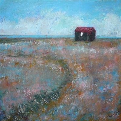 Red Hut, Rye Harbour, March