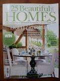 25 Beautiful Homes Magazine by Anna Wilson-Patterson, Painting, Oil on canvas