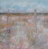 Driftwood Staffs Dungeness by Anna Wilson-Patterson, Painting, Oil on canvas