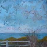 Hastings Country Park, May by Anna Wilson-Patterson, Painting, Oil on Wood