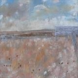 Hide, Rye Harbour Nature Reserve by Anna Wilson-Patterson, Painting, Oil on canvas