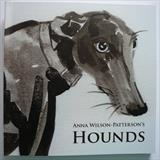 Hounds Book by Anna Wilson-Patterson, Artist Book, Paper