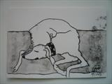 Lazy Sunday Afternoon by Anna Wilson-Patterson, Artist Print