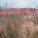 The Edge, Hastings Country Park by Anna Wilson-Patterson, Painting, Oil on panel