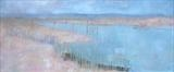 Towards Camber Sands by Anna Wilson-Patterson, Painting, Oil on canvas