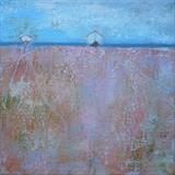 Two Dungeness Boats by Anna Wilson-Patterson, Painting, Oil on canvas